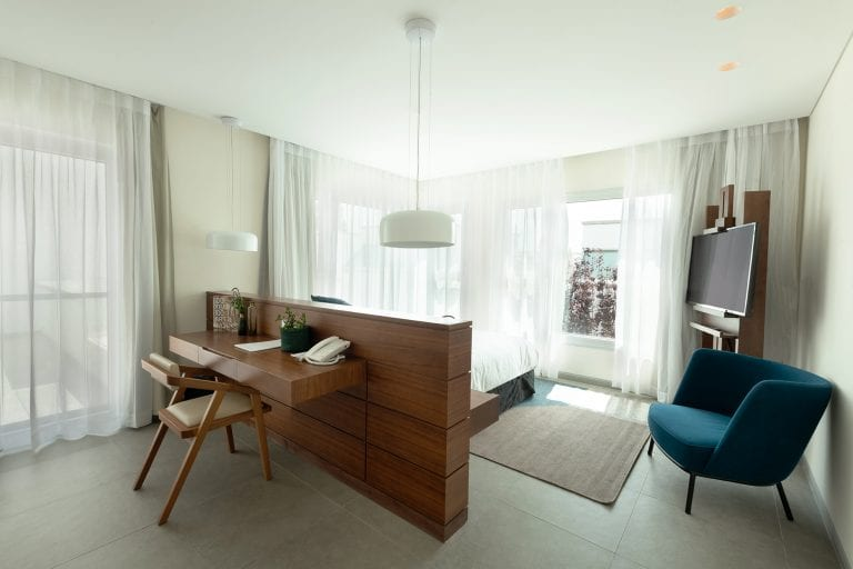 Superior Room with Terrace